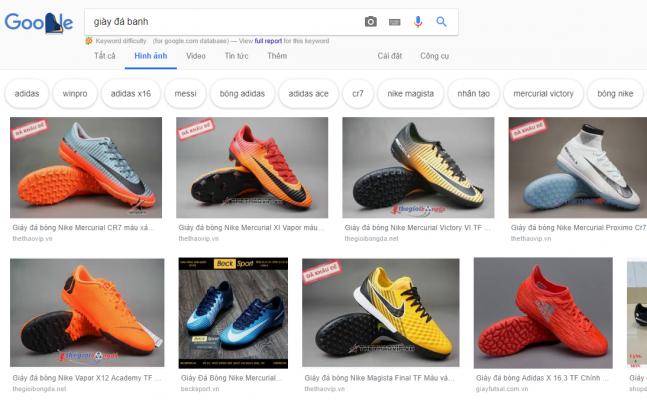 Seo hình ảnh lên top Google